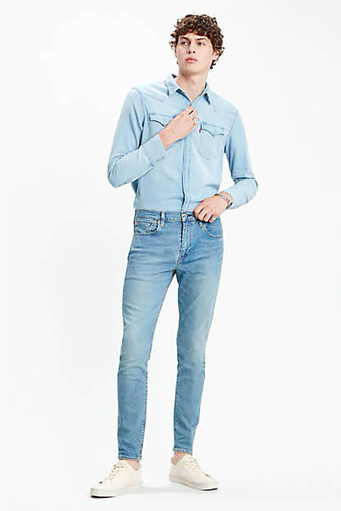Levi's® ανδρικό τζην παντελόνι 512™ Slim Taper fit 34L 0