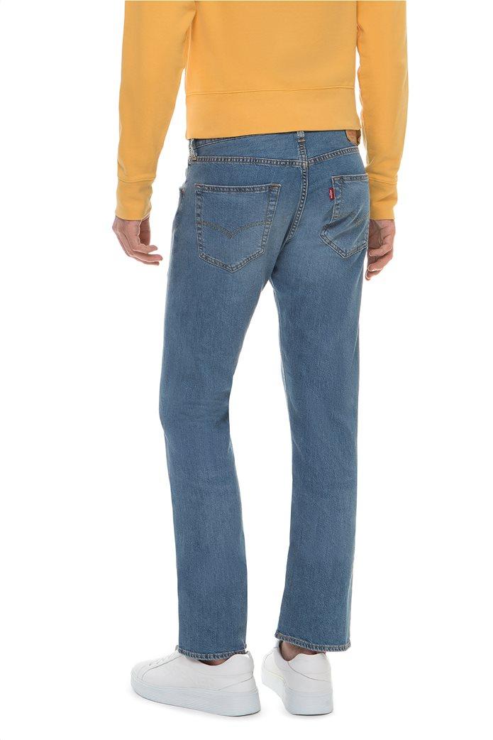 Levi's® ανδρικό τζην παντελόνι ''501® Original'' (34L) Μπλε Ανοιχτό 2