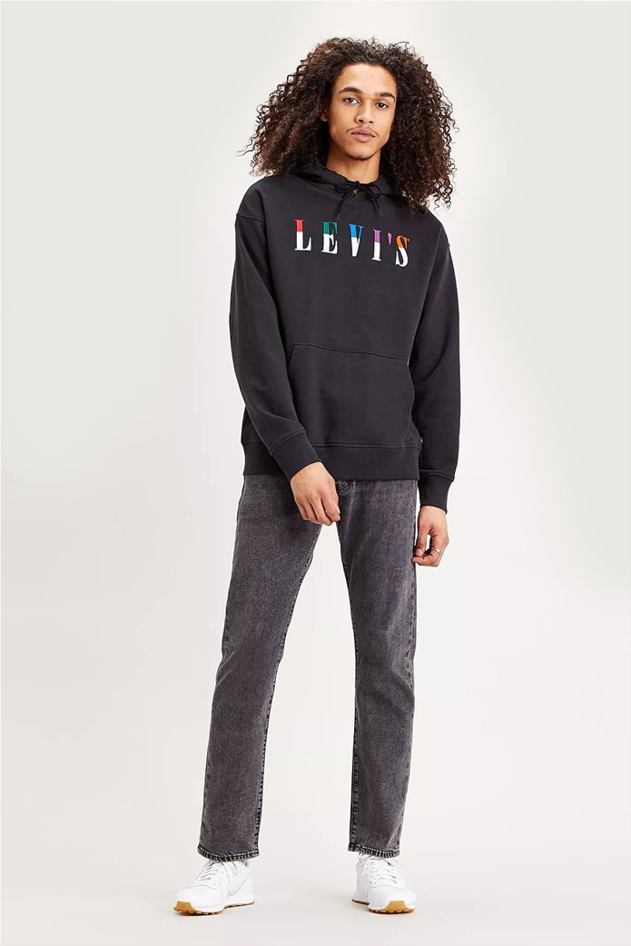 "Levi's® 501® ανδρικό τζην Straight Fit ""Original"" (32L) Ανθρακί 0"