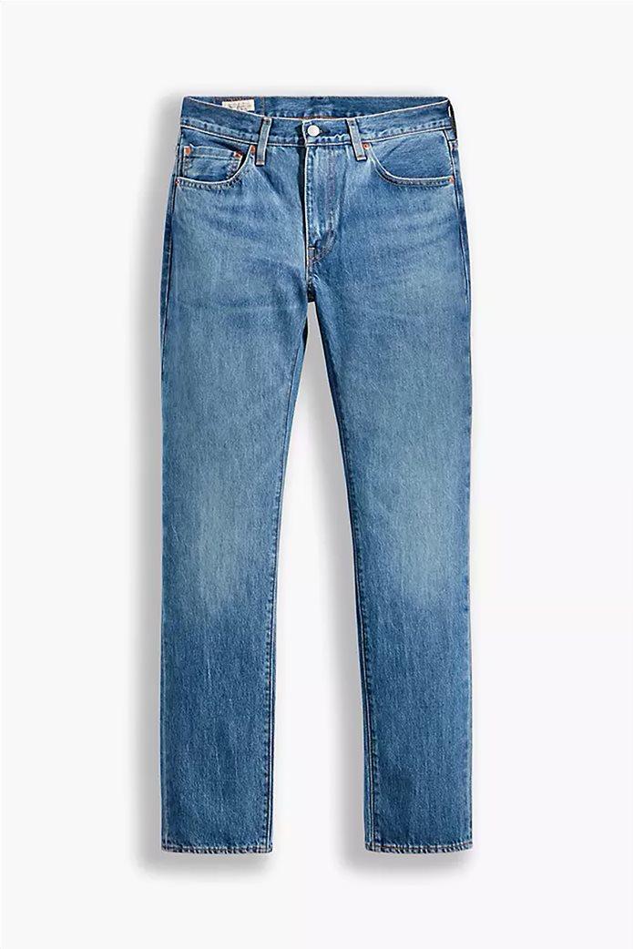 Levi's® ανδρικό τζην παντελόνι 511™ Slim Fit (34L) Μπλε Ανοιχτό 4