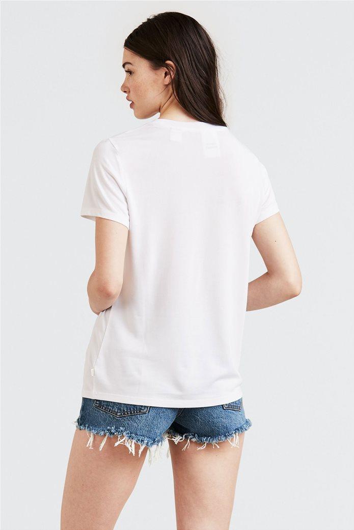 Levi's γυναικείο T-shirt λευκό The Perfect Tee 1