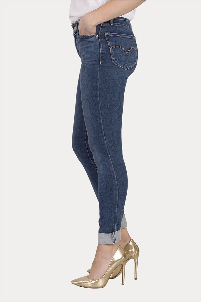Levi's γυναικείο τζην παντελόνι 711™ Skinny Forever Blues 1
