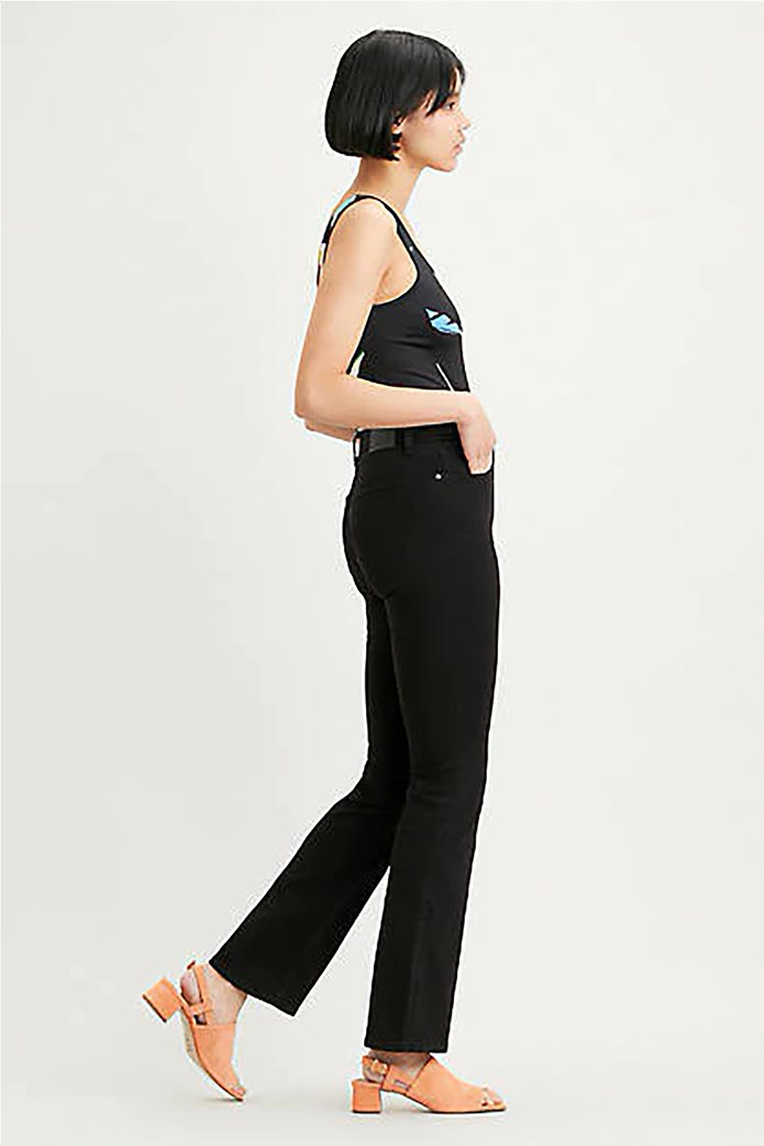 Levi's® γυναικείο τζην παντελόνι ''725™ High Rise Bootcut'' (30L) Μαύρο 0