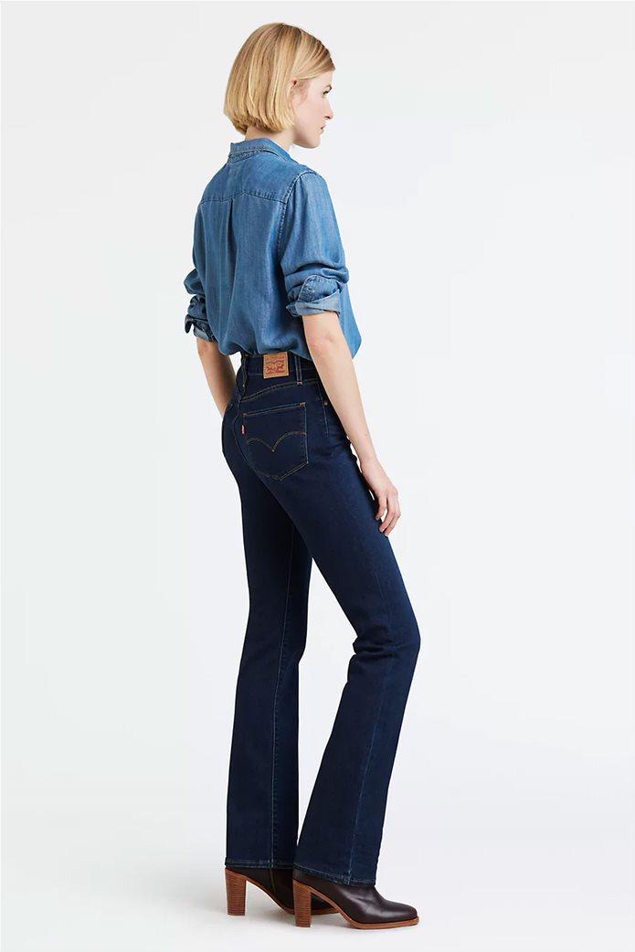 """Levi's® γυναικείο τζην παντελόνι 724™ """"High Rise Straight"""" (29L) 2"""