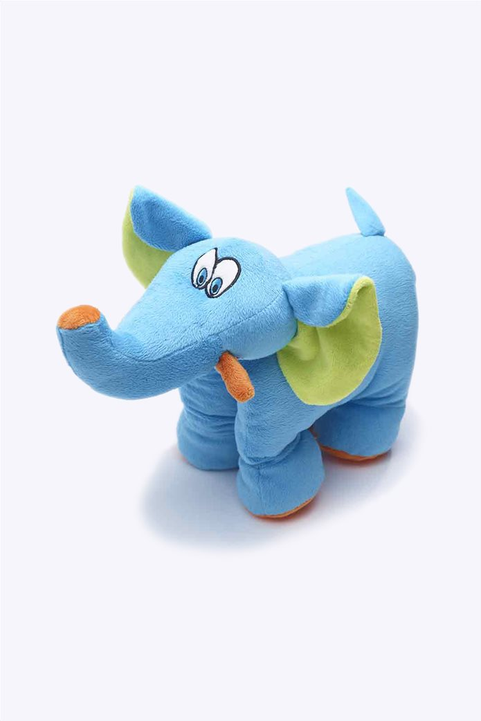 Travel Blue παιδικό μαξιλάρι αγκαλιάς ελέφαντας 0
