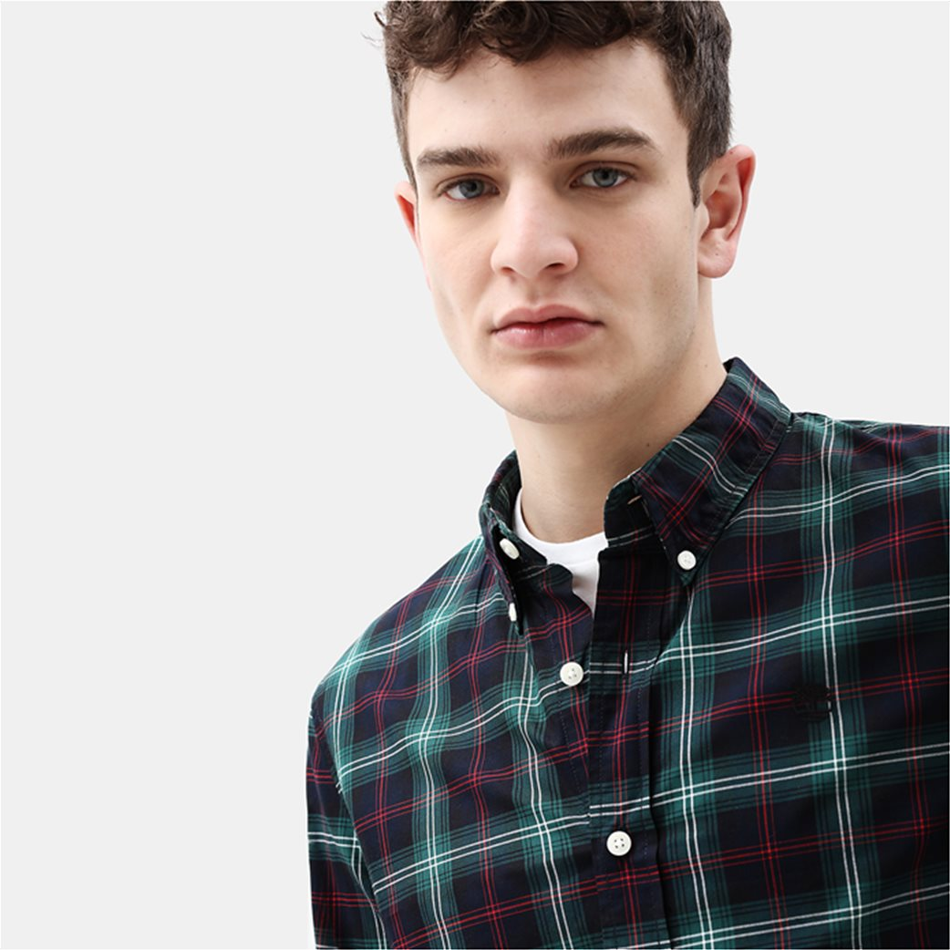 Timberland ανδρικό πουκάμισο καρό Eastham River 3