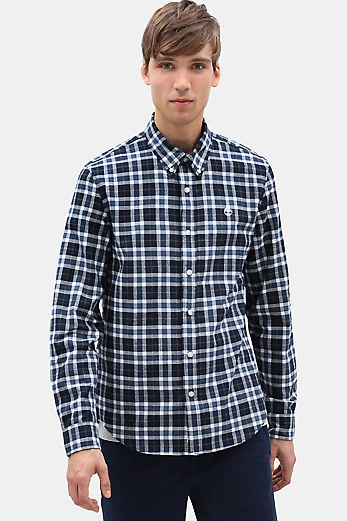 Timberland ανδρικό πουκάμισο καρό Back River 0