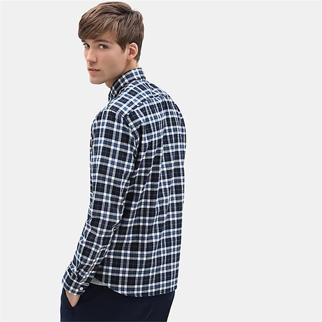 Timberland ανδρικό πουκάμισο καρό Back River 3