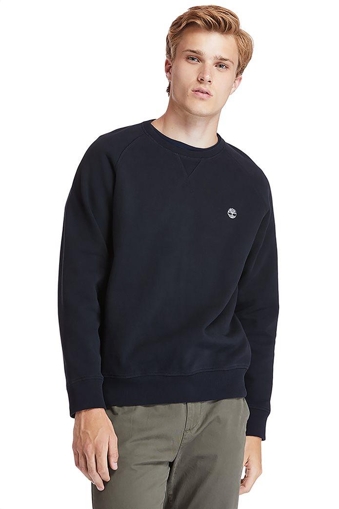 Timberland ανδρική φούτερ μπλούζα μονόχρωμη ''Exeter River'' Μαύρο 0