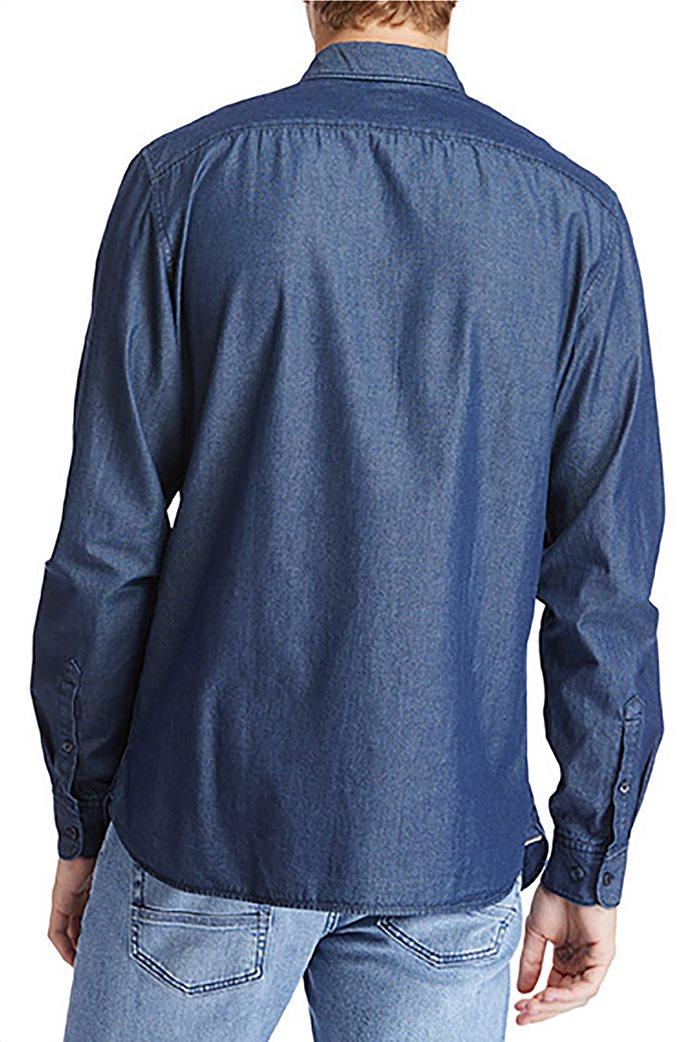 Timberland ανδρικό denim πουκάμισο Slim Fit ''Chamb classic'' Μπλε 1