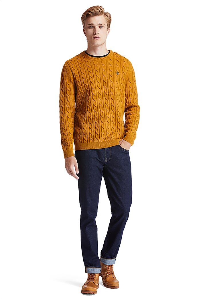 Timberland ανδρικό τζην παντελόνι Slim Fit ''Sargent Lake'' Μπλε Σκούρο 0