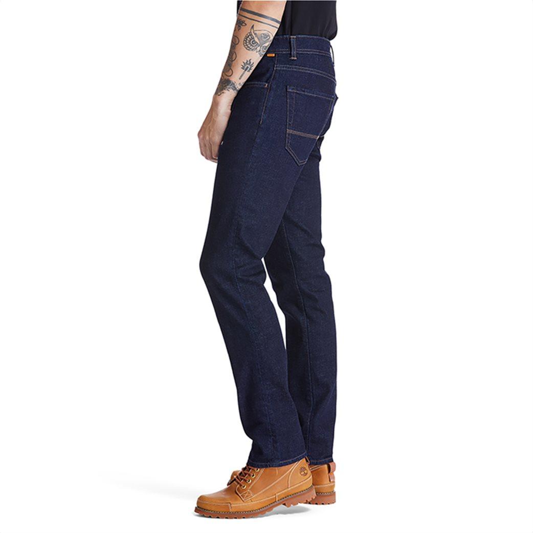 Timberland ανδρικό τζην παντελόνι Slim Fit ''Sargent Lake'' Μπλε Σκούρο 2
