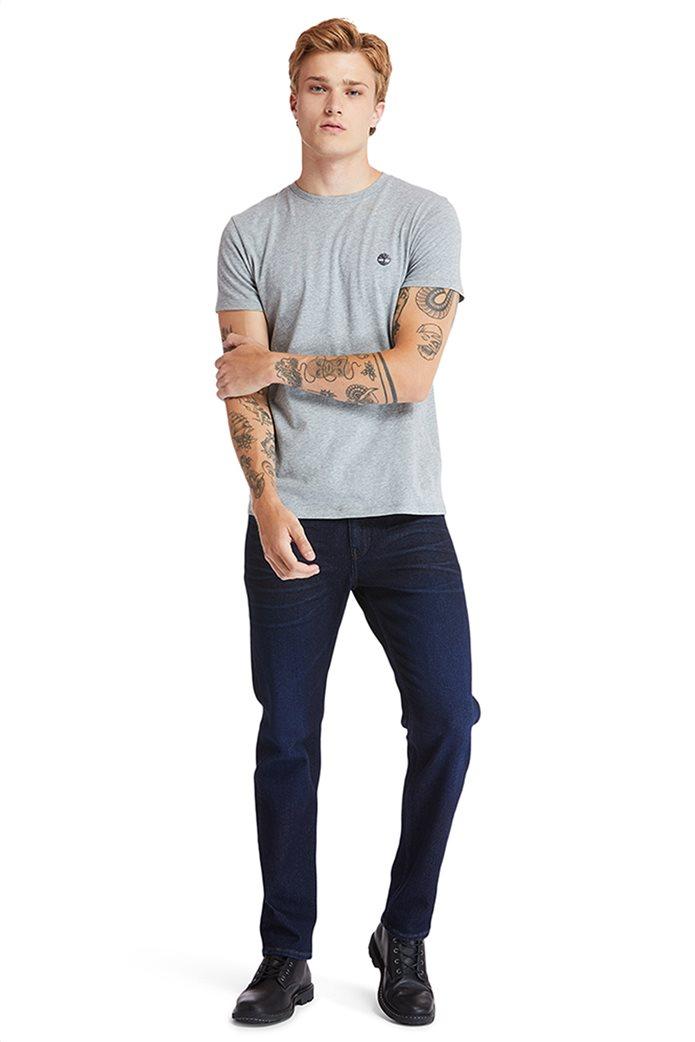 Timberland ανδρικό μονόχρωμο T-shirt (σετ 3 τεμαχίων) Πολύχρωμο 1