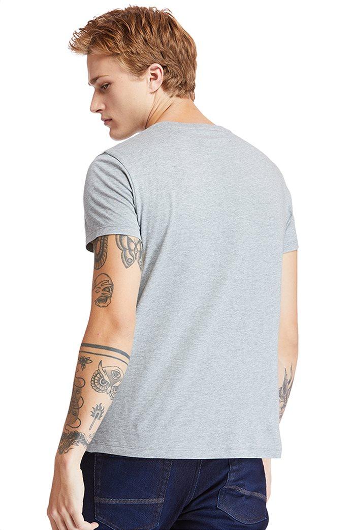 Timberland ανδρικό μονόχρωμο T-shirt (σετ 3 τεμαχίων) Πολύχρωμο 2