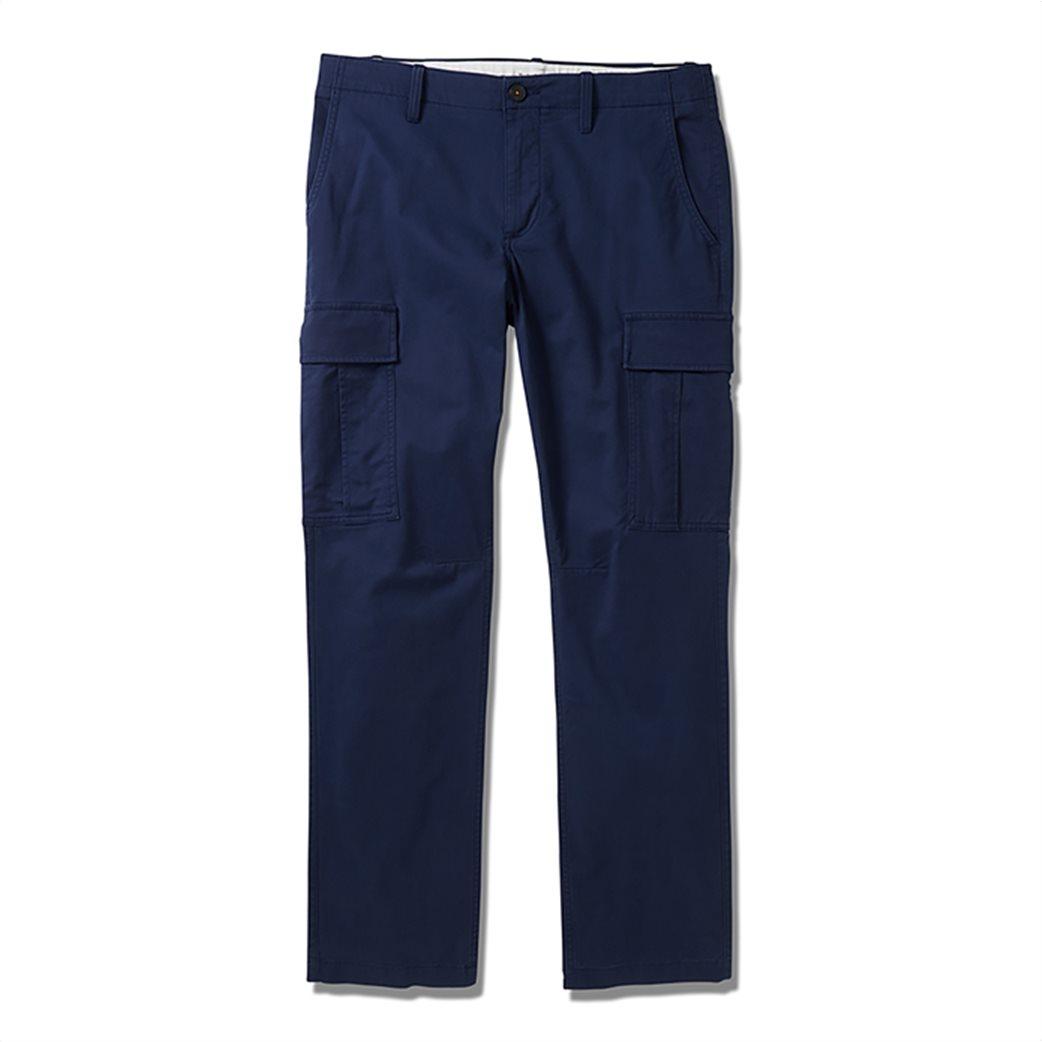 Timberland ανδρικό cargo παντελόνι ''Squam Lake'' Μπλε Σκούρο 3