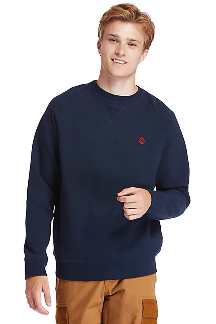 Timberland ανδρική φούτερ μπλούζα μονόχρωμη ''Exeter River'' Μπλε Σκούρο 0
