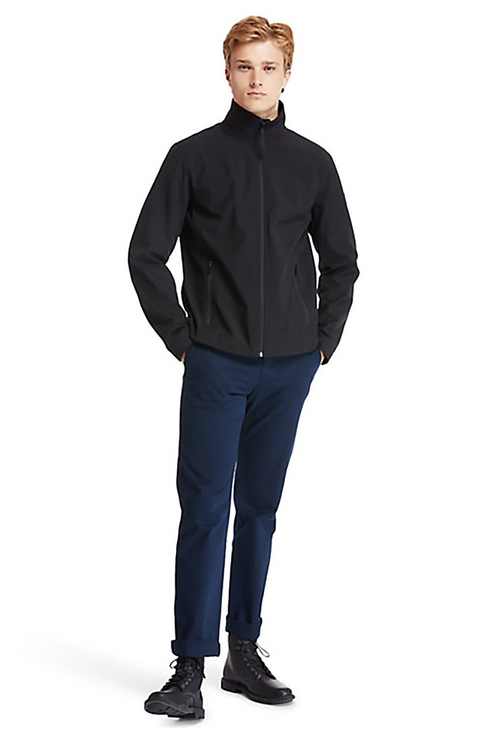 Timberland ανδρική chino παντελόνι μονόχρωμο ''Squam Lake'' Μπλε Σκούρο 0