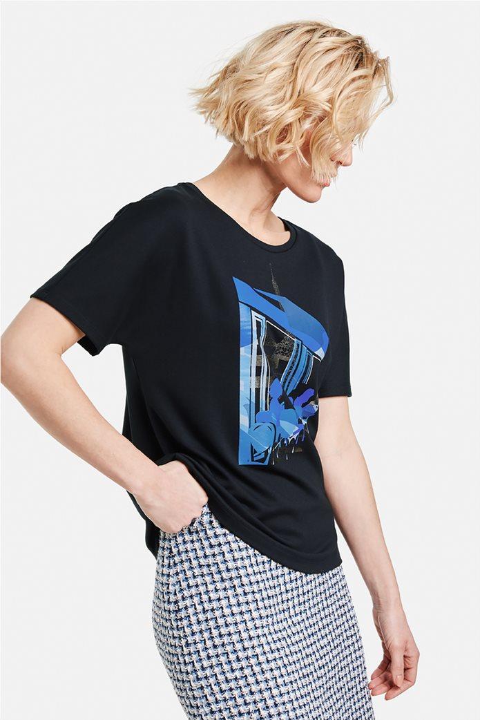 Gerry Weber γυναικείο Τ-Shirt με graphic print 1