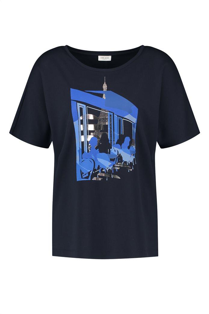 Gerry Weber γυναικείο Τ-Shirt με graphic print 2