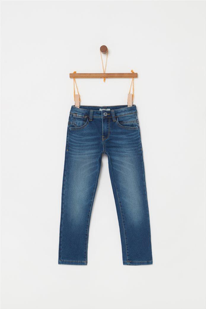 ΟVS παιδικό τζην παντελόνι Slim fit (3-10  ετών) 0