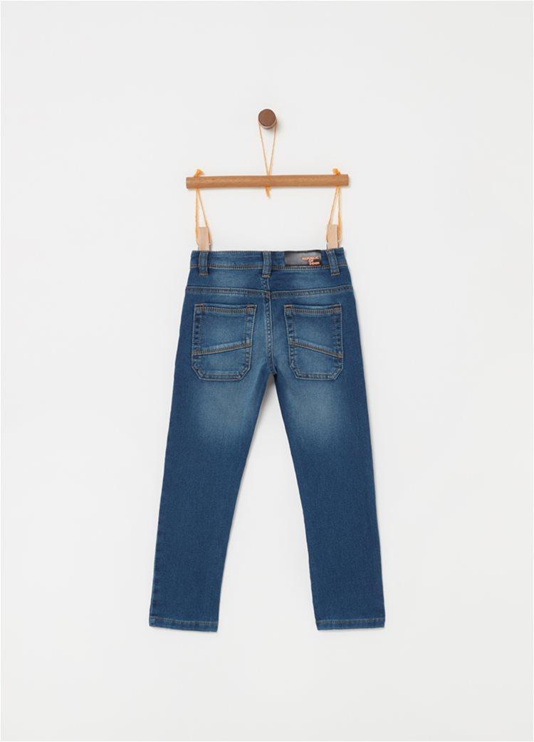 ΟVS παιδικό τζην παντελόνι Slim fit (3-10  ετών) 1