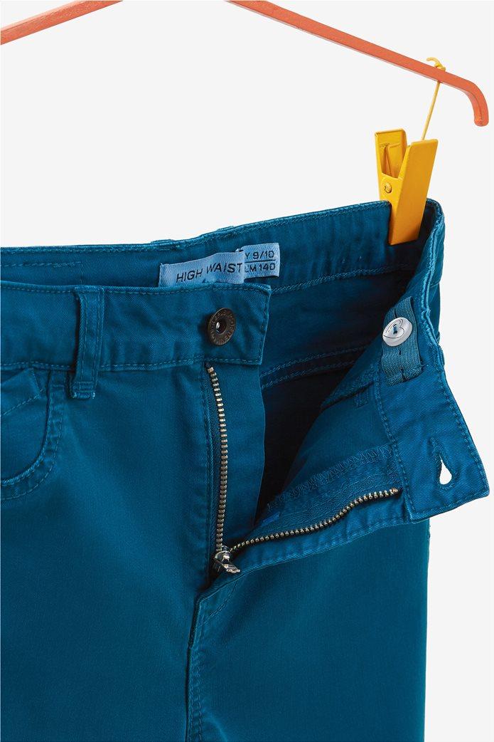 OVS παιδικό παντελόνι μπλε πεντάτσεπο skinny 1