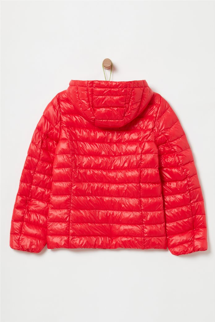 OVS παιδικό ultra-light καπιτονέ μπουφάν (10-15 ετών) Κόκκινο 1