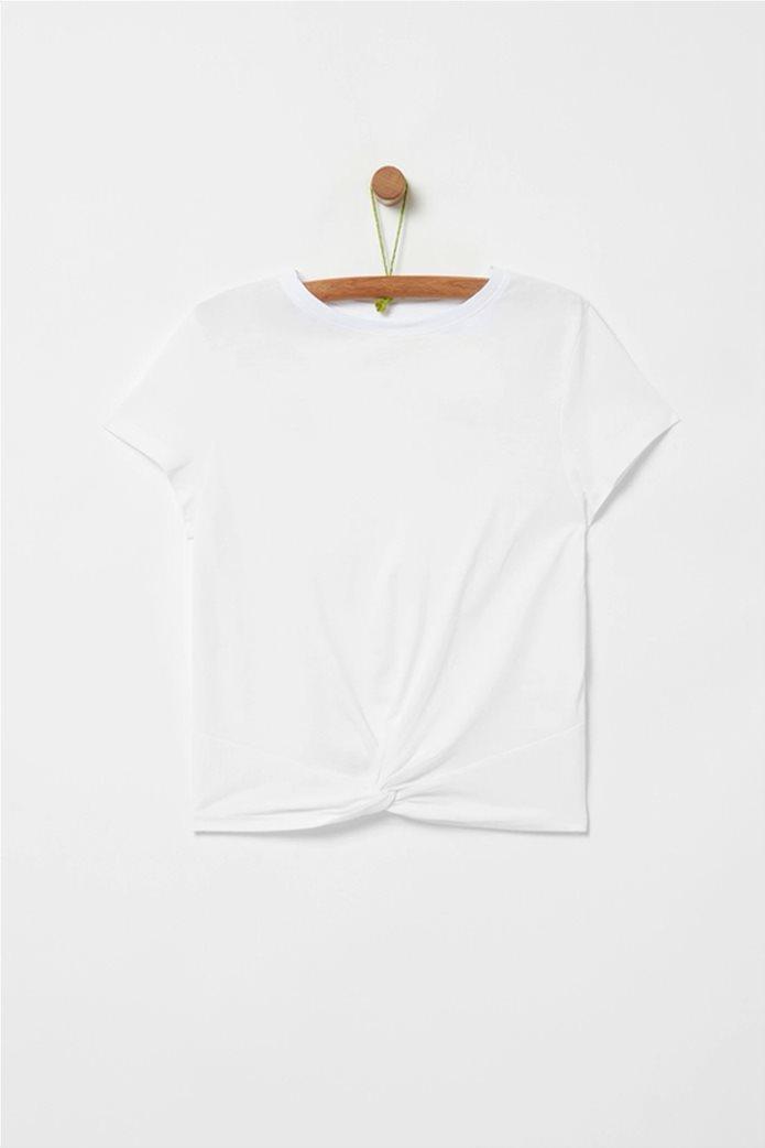 OVS παιδικό T-shirt με δέσιμο (10-15 ετών) 0