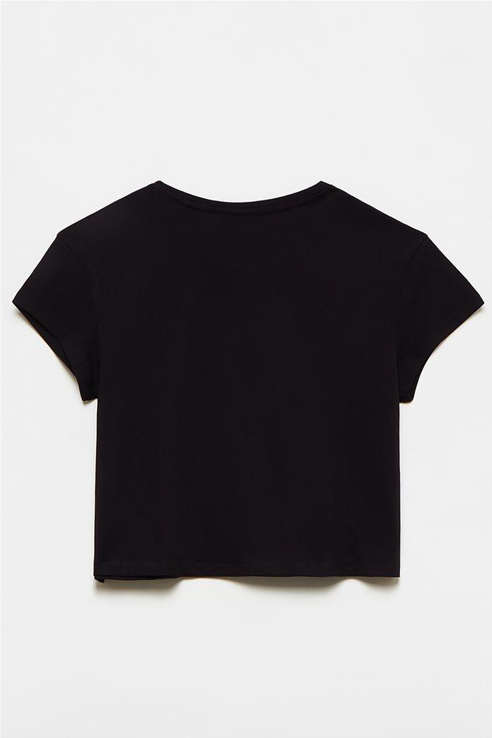 OVS παιδική μπλούζα με letter print (10-15 ετών) 1