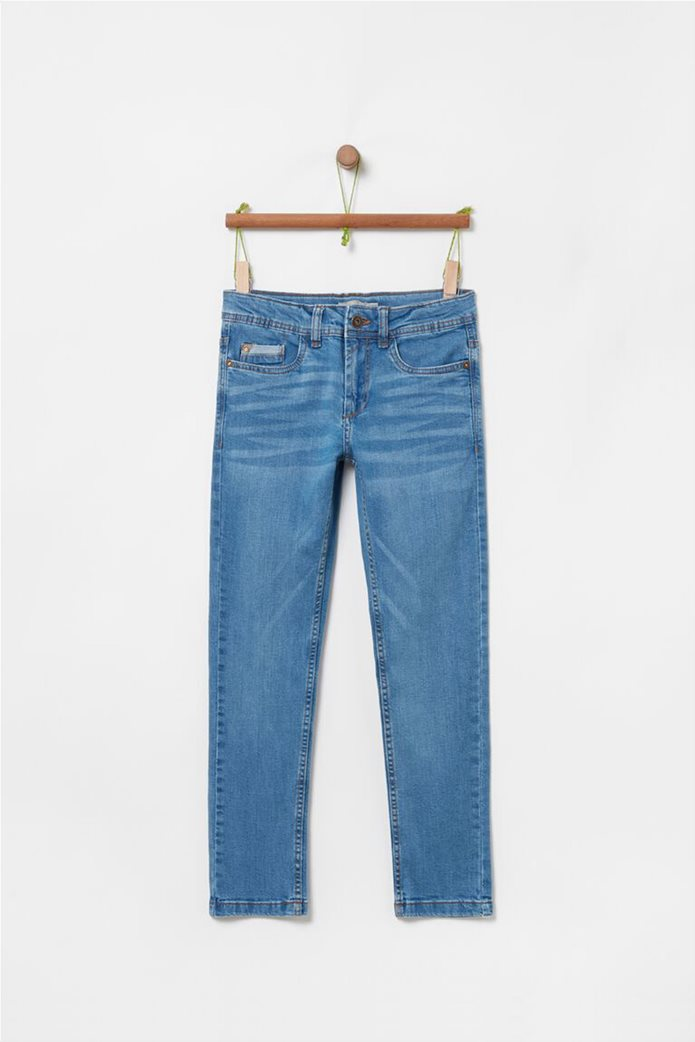 OVS παιδικό τζην παντελόνι με φθορές  (10-15 ετών) 0