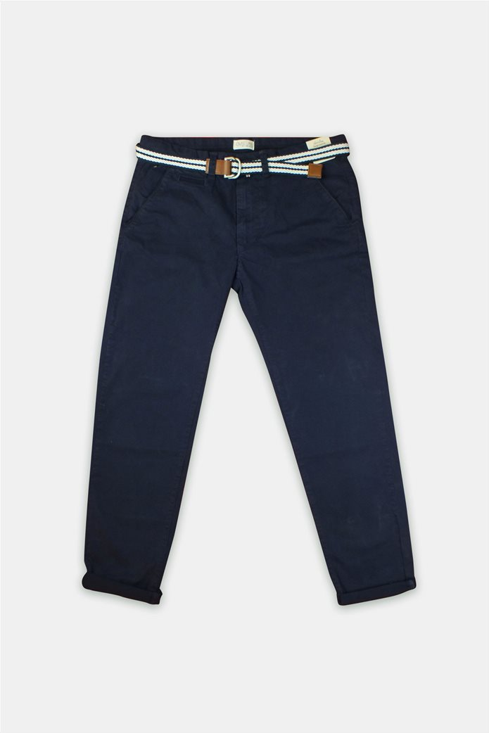 OVS παιδικό chino παντελόνι με ζώνη (10-15 ετών) 0