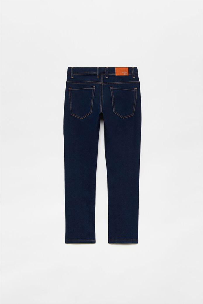 OVS παιδικό τζην παντελόνι πεντάτσεπο (10-15 ετών) Μπλε Σκούρο 1