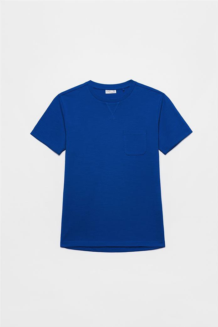 OVS παιδικό T-shirt με απλικέ τσέπη (10-15 ετών) 0