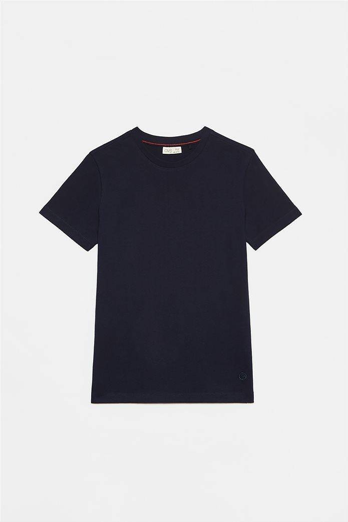 OVS παιδικό T-shirt με κεντημένο λογότυπο (10-15 ετών) 0