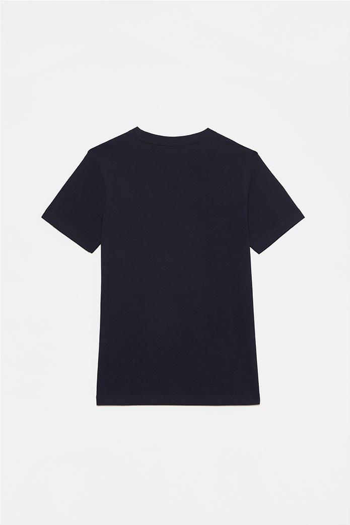 OVS παιδικό T-shirt με κεντημένο λογότυπο (10-15 ετών) 1