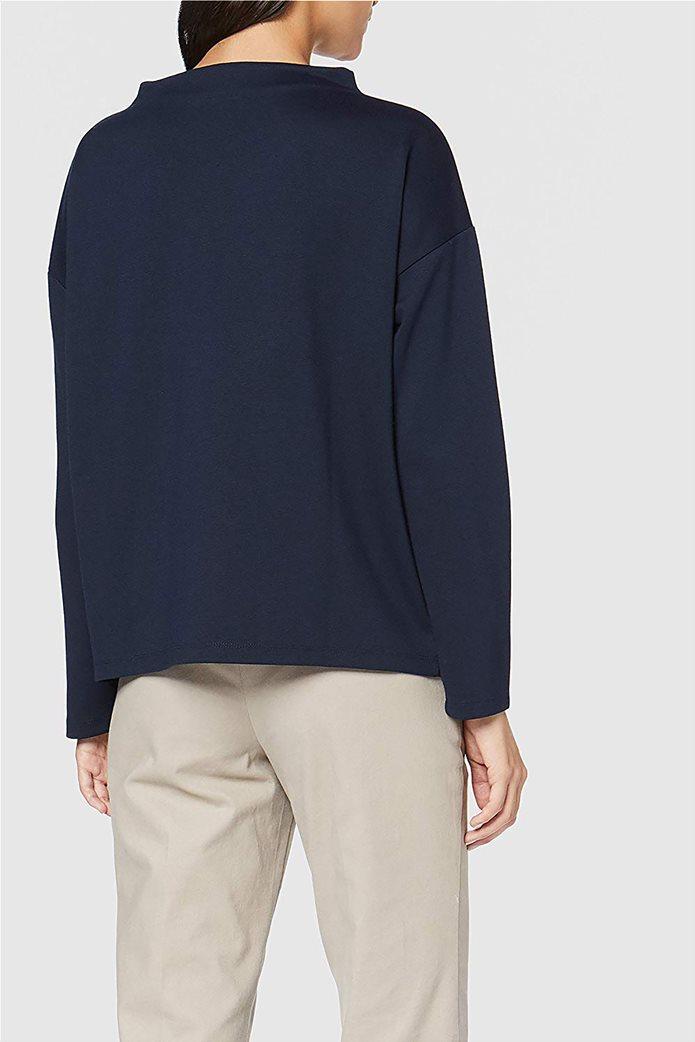 Betty Barclay γυναικεία μπλούζα φούτερ με παγιέτες 2