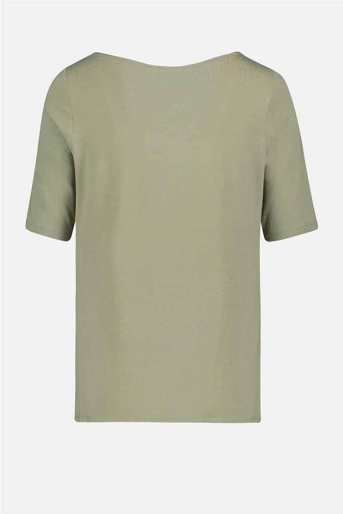 Betty Barclay γυναικεία μπλούζα με σχέδιο με στρας Πράσινο Ανοιχτό 4