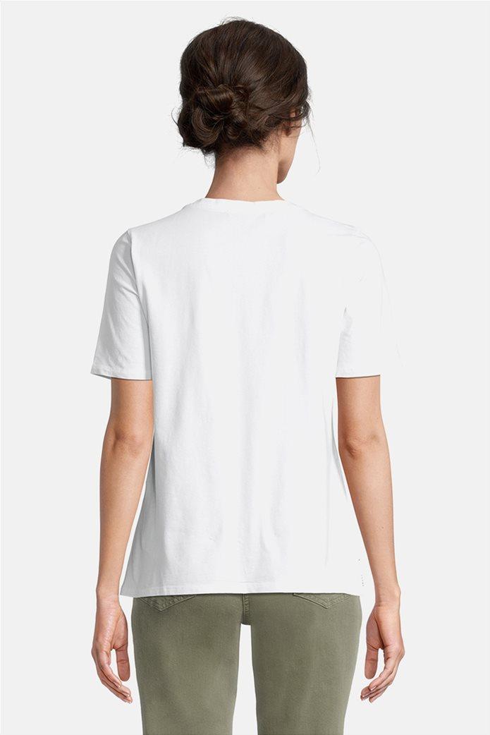 Betty Barclay γυναικεία μπλούζα με κεντημένο floral σχέδιο 2