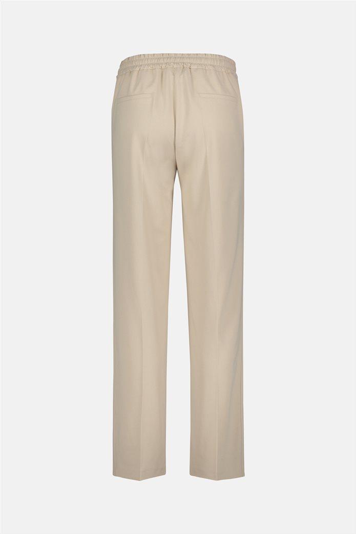 Betty Barclay γυναικείο παντελόνι με ελαστική μέση και κορδόνι 4