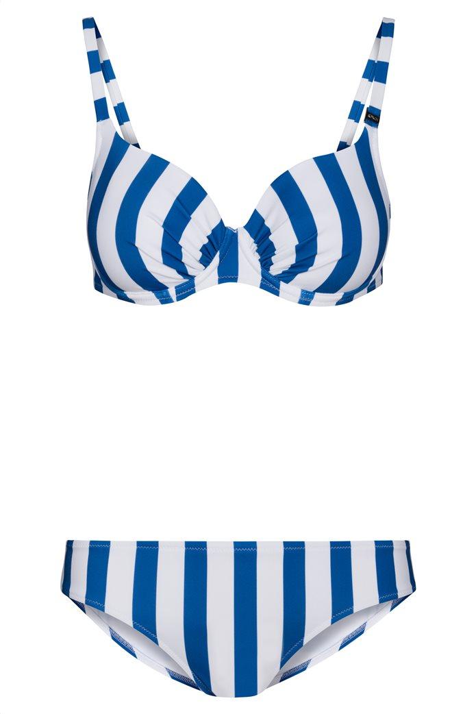 """Rösch γυναικείο σετ μαγιό μπικίνι """"Maritime Stripes"""" C Cup Μπλε 3"""