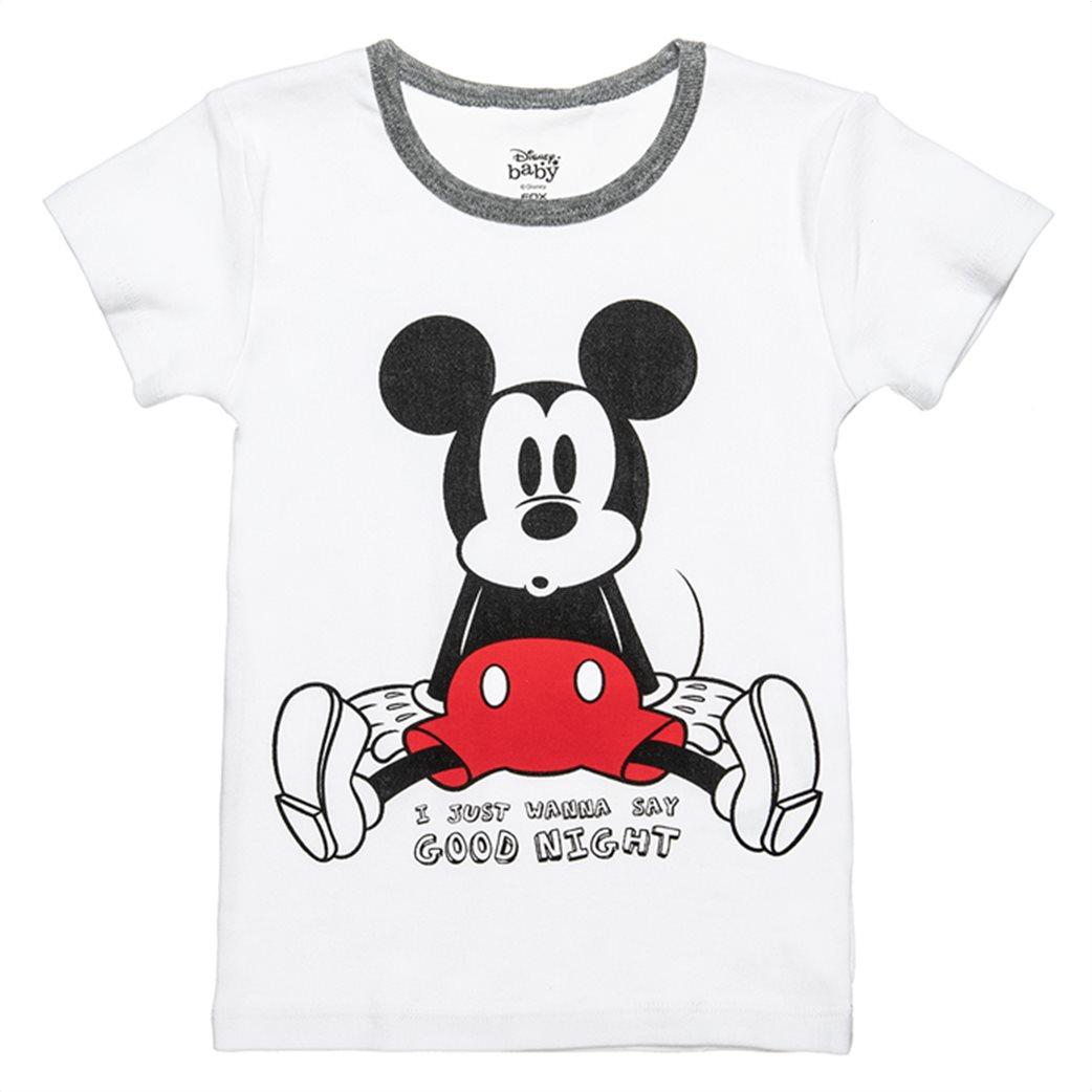 """Alouette παιδικές πυτζάμες """"Disney Mickey Mouse"""" (12 μηνών-3 ετών) 1"""