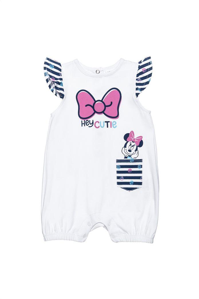 "Alouette βρεφικό φορμάκι ""Disney Minnie Mouse"" (1-9 μηνών) 0"