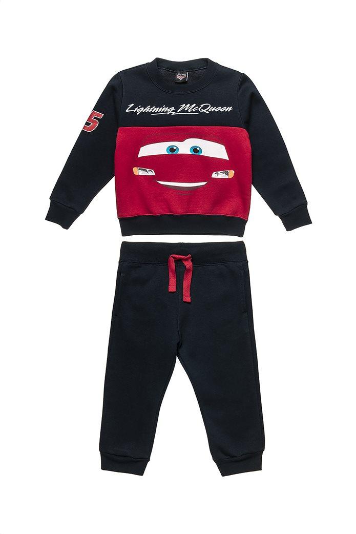 "Alouette παιδικό σετ ρούχων μπλούζα με print και παντελόνι ""Disney Cars"" (2-8 ετών) 0"