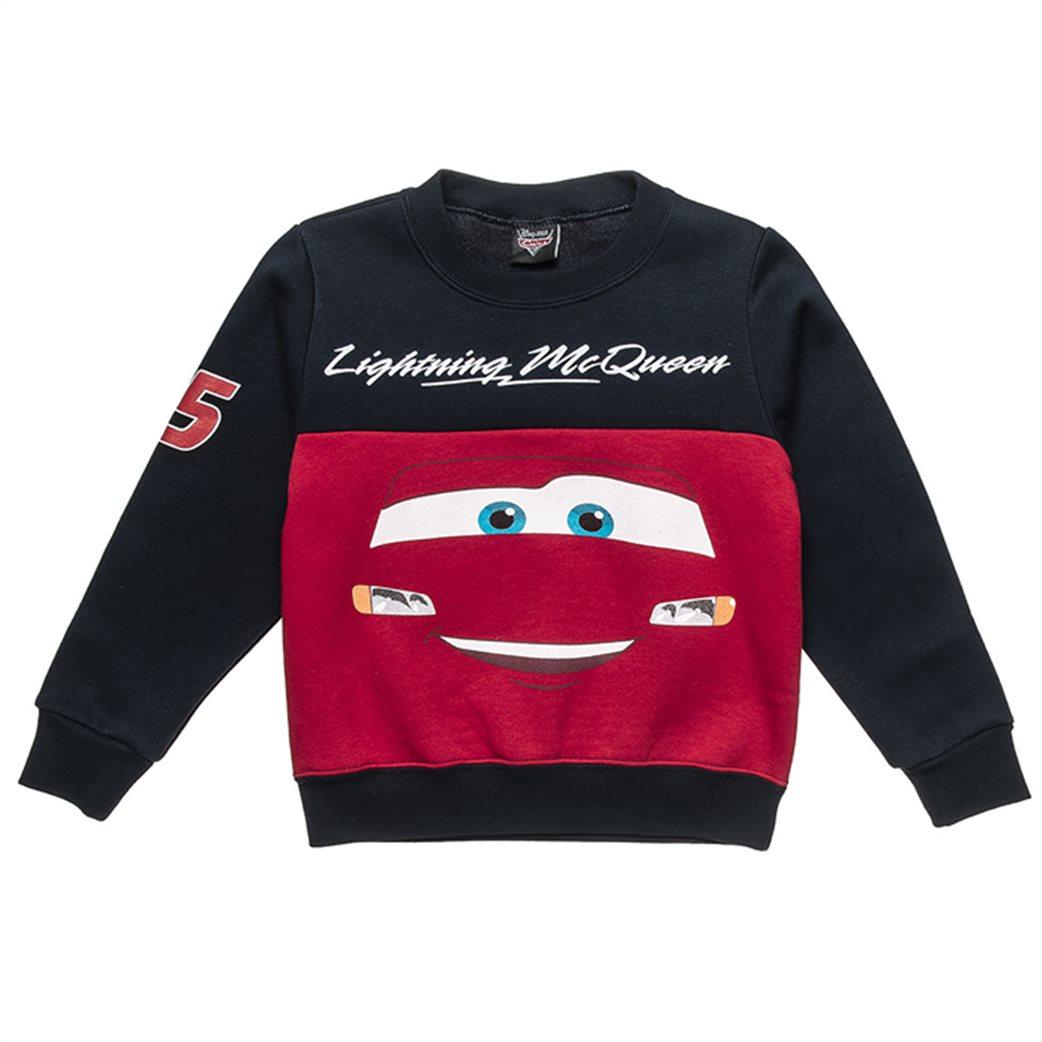 "Alouette παιδικό σετ ρούχων μπλούζα με print και παντελόνι ""Disney Cars"" (2-8 ετών) 1"