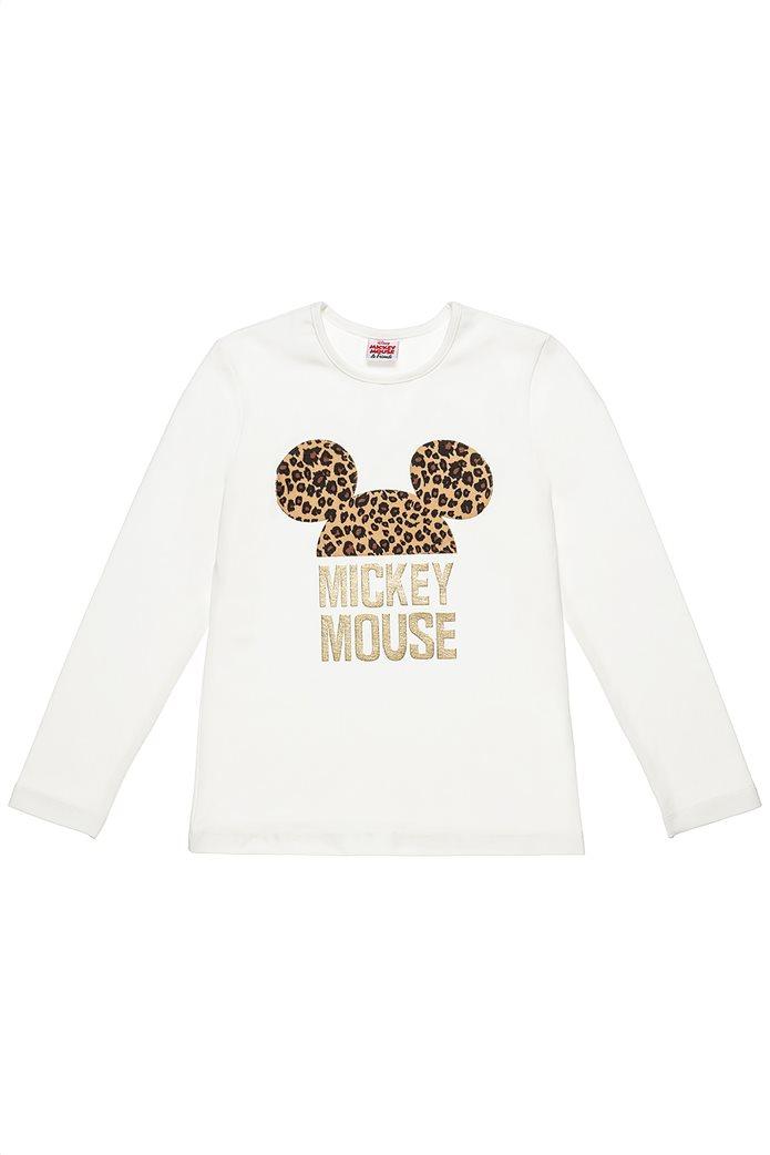 "Alouette παιδική μπλούζα με animal print ""Minnie Mouse"" (6-14 ετών) 0"