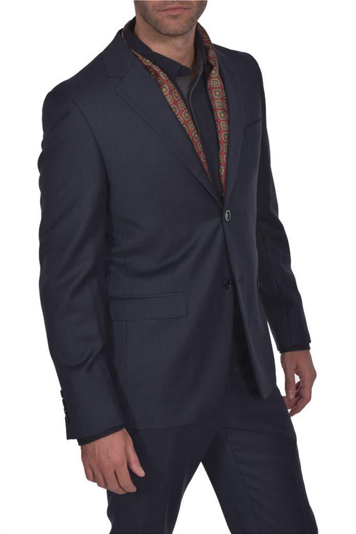 Dur ανδρικό μάλλινο κοστούμι μελανζέ 2