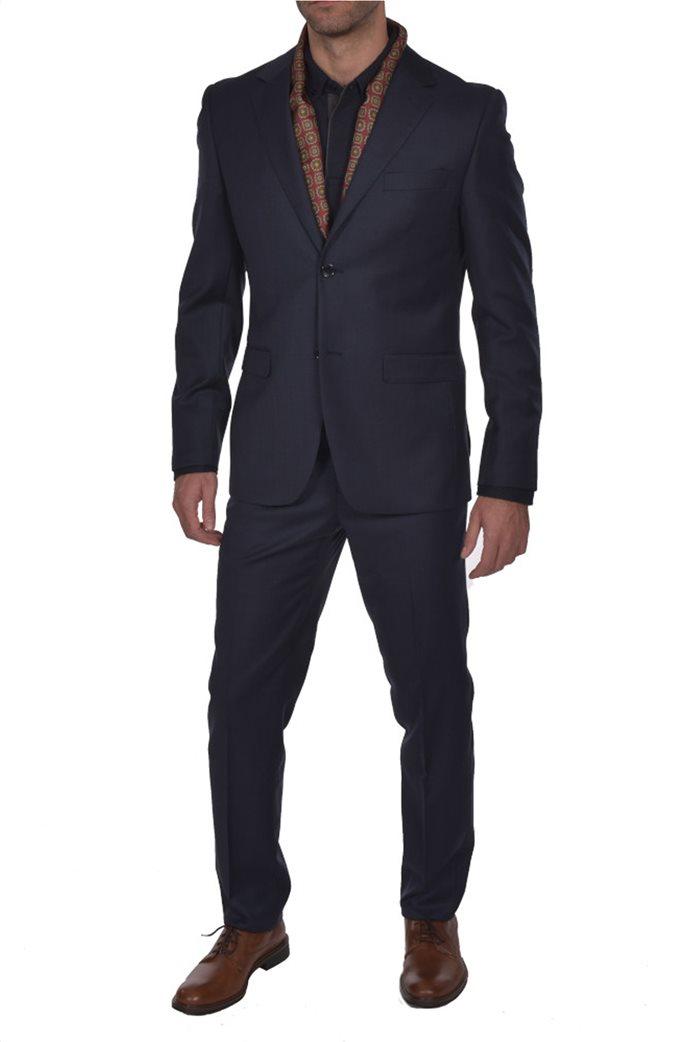 Dur ανδρικό μάλλινο κοστούμι μελανζέ 5