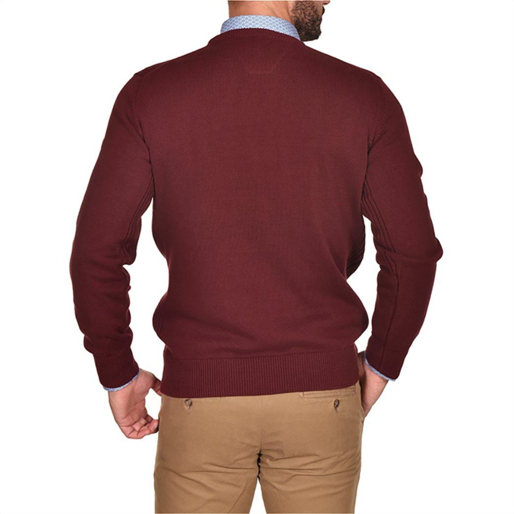 Dur ανδρική πλεκτή μπλούζα με στρογγυλή λαιμόκοψη 2