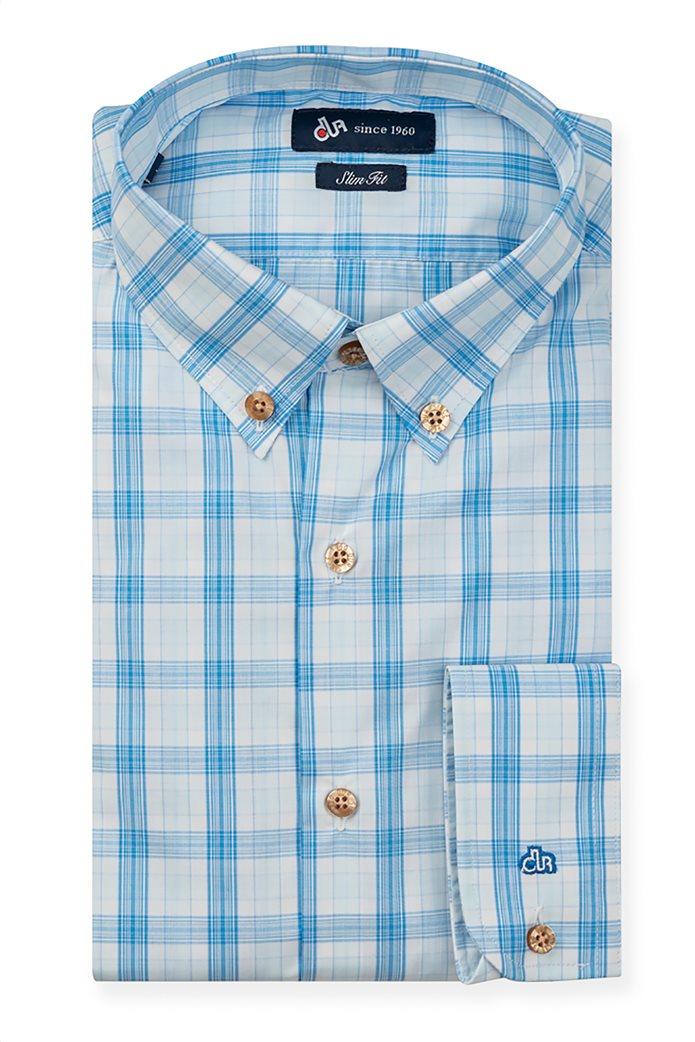 Dur ανδρικό πουκάμισο με καρό σχέδιο 0