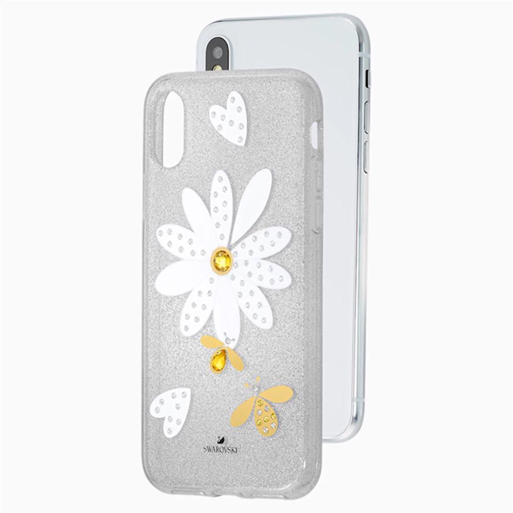 Swarovski Eternal Flower Smartphone Case with Bumper, iPhone® X/XS 1